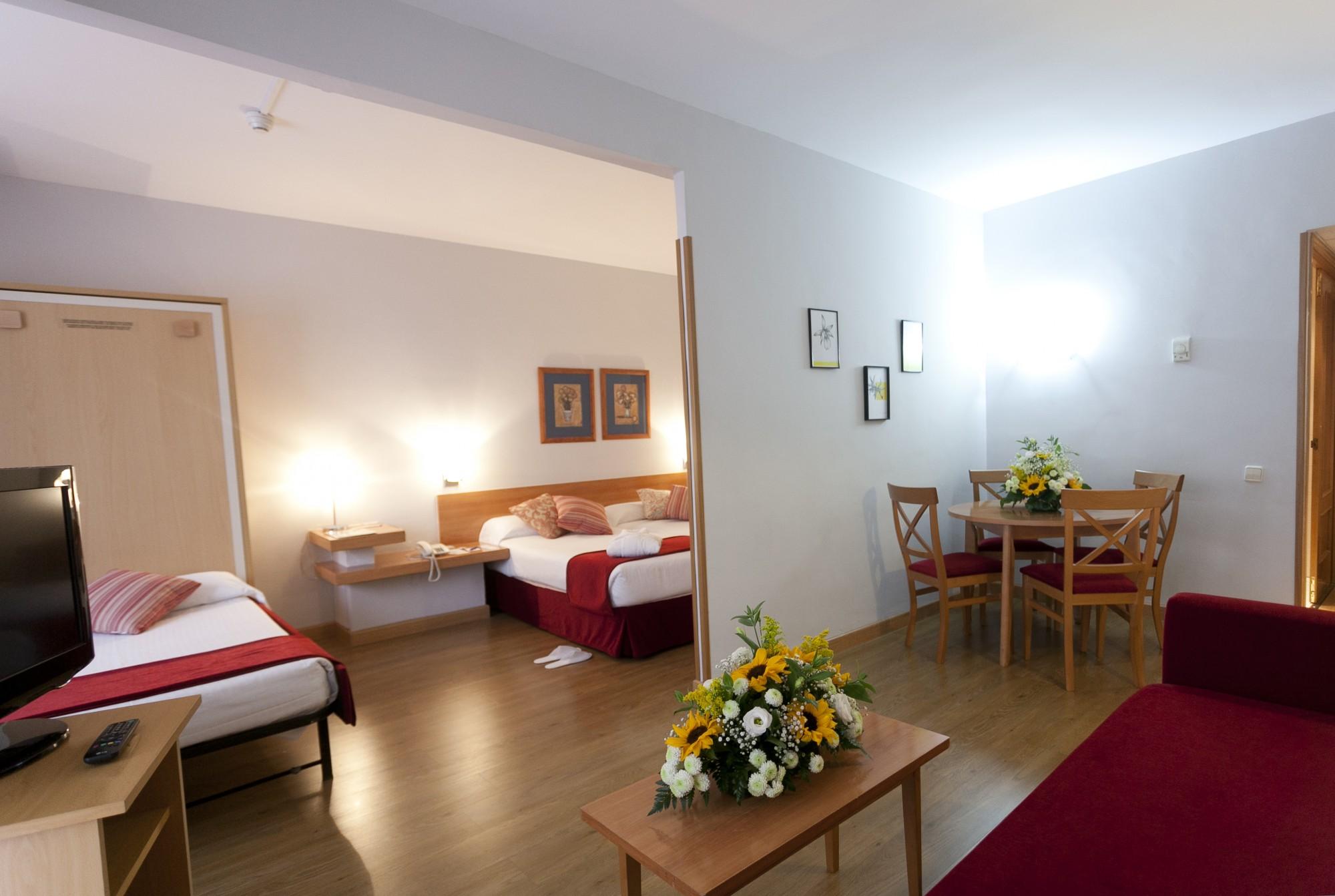 Appartements pour famille madrid muralto appartements - Le petit salon madrid ...