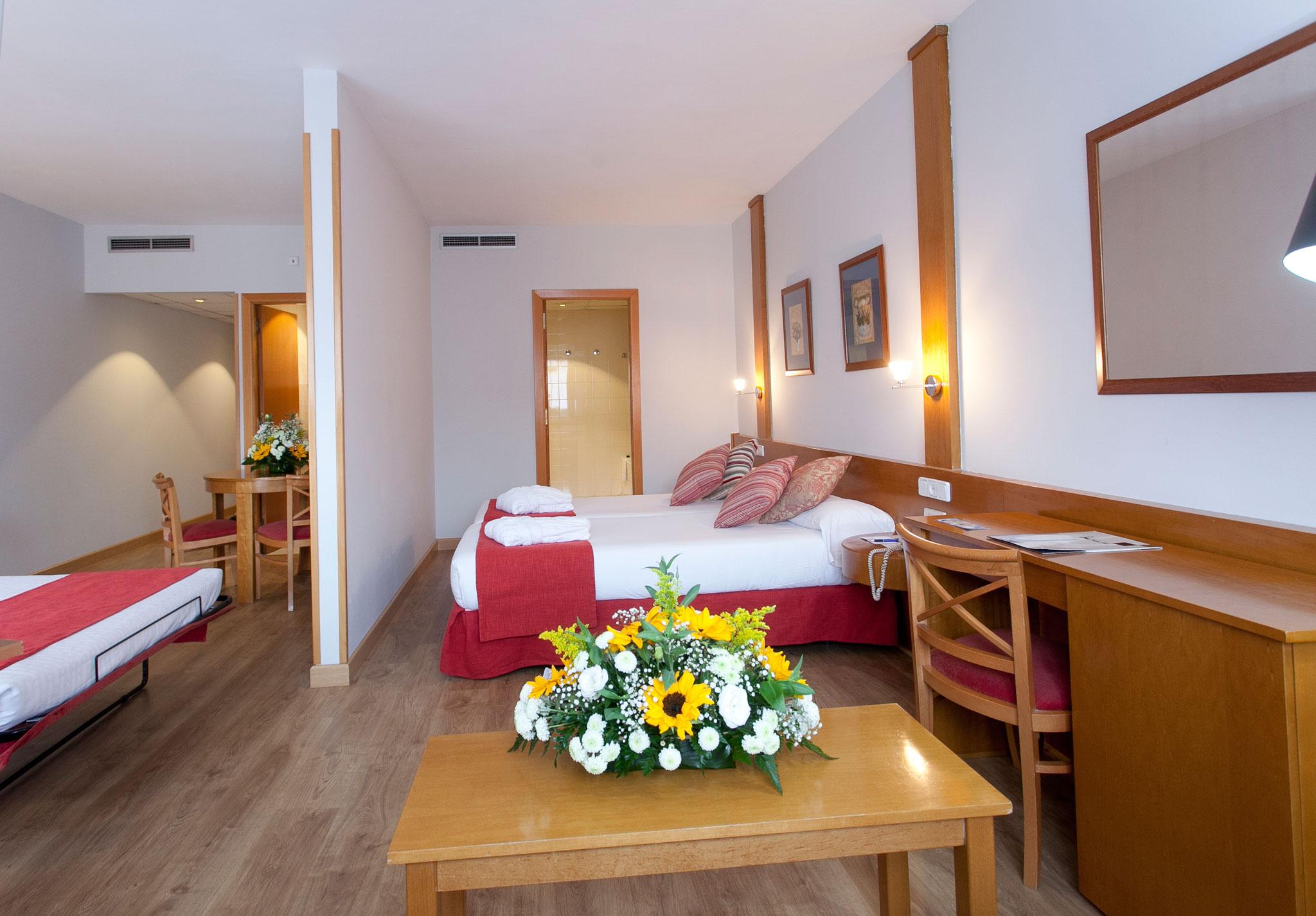 Aparto Suites Muralto Madrid Official Site Aparthotel